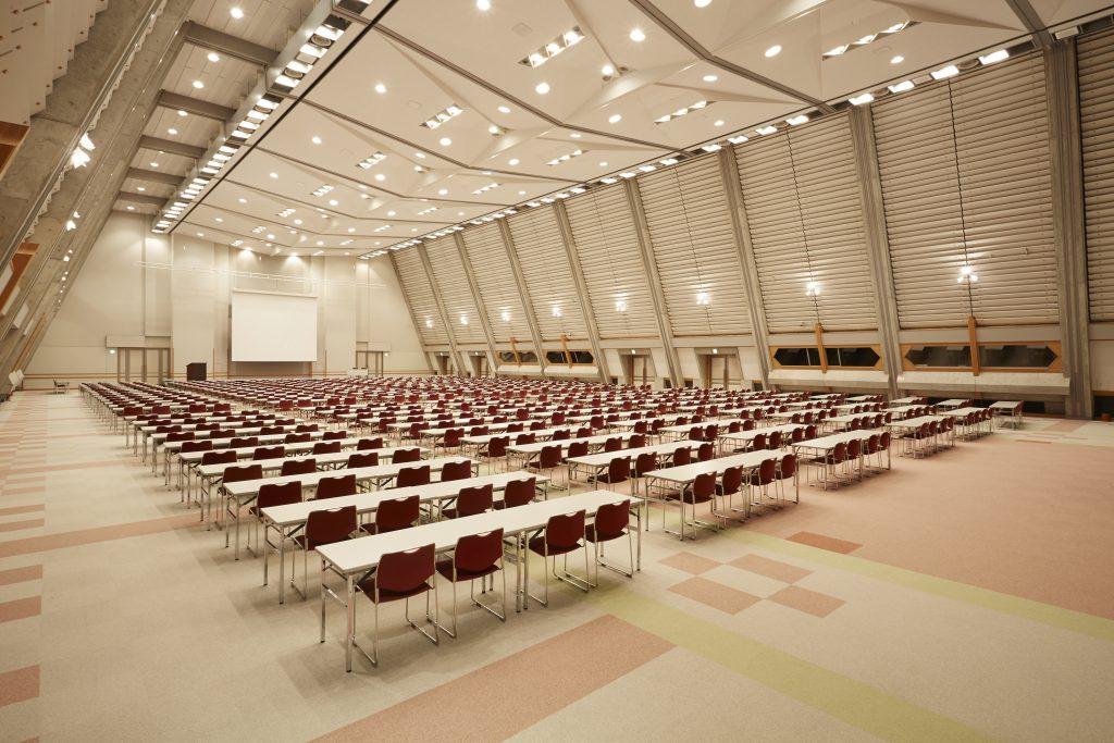 annex hall 別館 国立京都国際会館