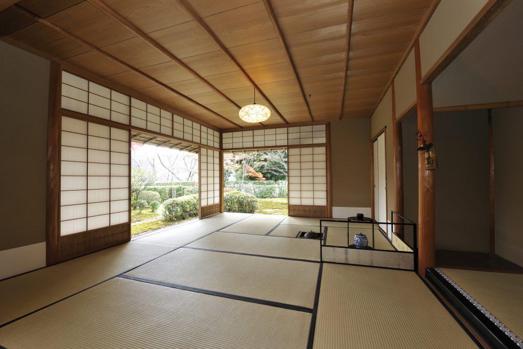 茶室「宝松庵」 国立京都国際会館