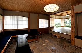 茶室「宝松庵」の写真1